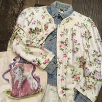 [USED] Vintage FLOWER Nightガウン