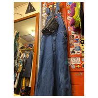 [USED]  Dickies  デニムOverall