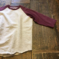 [USED] RAGLAN  SWEAT made in USA.