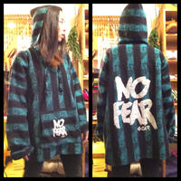[USED] 90's OLD NO FEAR メキシカンパーカー