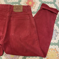 [USED] made in U.S.A.  Levi's 550  PINK💗