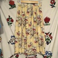 [USED] 花柄 summerスカート