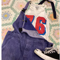 [USED] made in U.S.A 切りっぱなしTANKTOP