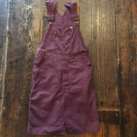 [USED] Dickiesデニムオーバーオールスカート
