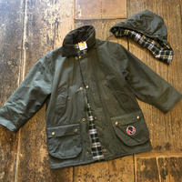 "[USED] Barbour風  WAXED JKT  /   ""26""inch"