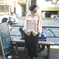 [USED] vintage  レーヨンシャツ