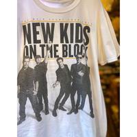 [USED] NEW KIDS TOUR Tee