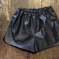 [USED] Fake Leather ショーツ