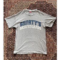 [USED] 90's vintage SHORTY'S   Tee