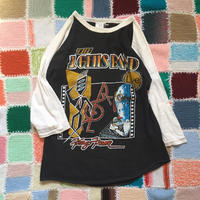 """[USED] """"J.GEILS BAND"""" VINTAGE パキTee"""
