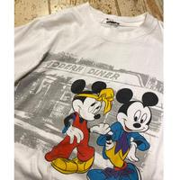 [USED]80~90's Mickey&Minnie Tee❣️