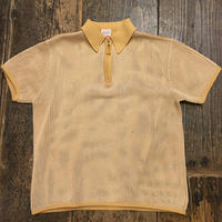 [USED] デザインメッシュTee   made in Britain