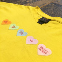 [USED] CANDY HEARTS ♡♡ Tee