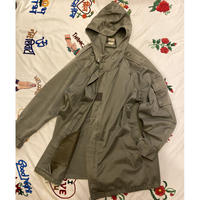 [USED]  FRENCH ARMY F2 PARKA