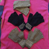 [SELECT] US ARMY ハンドウォーマー  (指なし手袋)