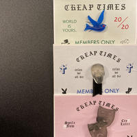 [CHEAP TIME$] MEMBERS ONLY PINS