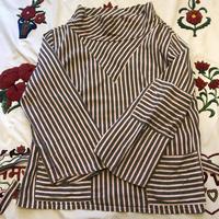 [USED] オフタートル プルオーバーシャツ