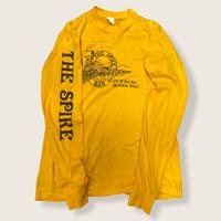 [USED] 80's LOGOロンtee