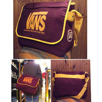 [USED]VANS ORIGINAL messenger bag