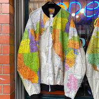 [USED] '91  PAPER JACKET -STATES MAP-