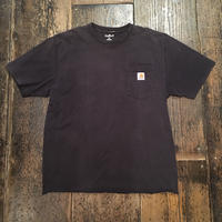 [USED] Carhartt 裾cutoff Tシャツ