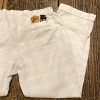 [USED] PASTEL CHECK♡ パジャマパンツ