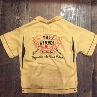[USED] 60's HILTONボウリングシャツ