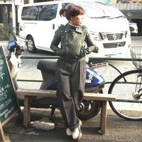 [GARDE-Nworks] 本革ライダース SHORT (UK-TYPE) コンパクト!  グリーン