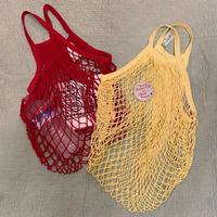 [USED] COTTON MESH BAG