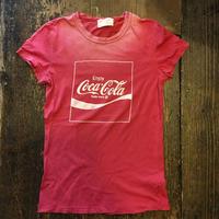 [USED]  Coca-ColaオフィシャルTee