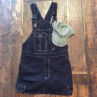 [USED] BLACKジャンパースカート