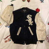"[USED]  ""WHITE SOX"" スタジャン"