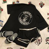 "[USED]""Suicidal Tendencies×Dickies""☠️BIG shirts"
