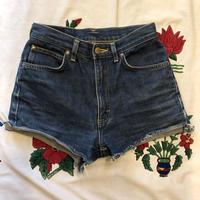 [USED] Lee  CUTOFF Denim Shorts