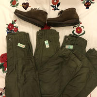 [DEADSTOCK]  70's US ARMY ユーティリティPANTS