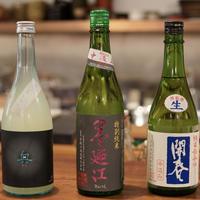 "OPEN FISH厳選 日本酒セット ""調"" 【送料込み】/ OF012"