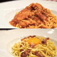 【送料込み】お肉がおいしい!サルシッチャとパンチェッタを楽しむソース各2個セット/CL015