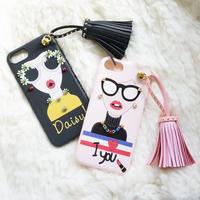 【在庫あり】Daisy Girl タセッル付き iphone用スマホケース