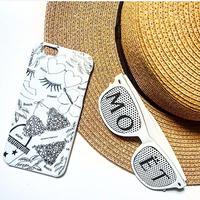 スマホケースAICA- 55 Hawaiian Girl  iPhone6Plus/6sPlus、Xperia Z5 Premium(SO-03H)、ARROWS NX(F-02H)