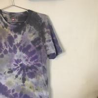 Gariiro/tie-dye T/size M