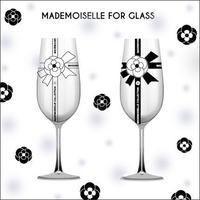 【限定価格!単品・ガラス用】A3サイズMademoiselleGlass転写紙 ¥1450→