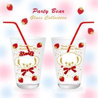 【ガラス用★単品】PartyBearCollection転写紙