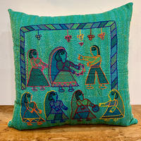 Sujini Cushion Cover 43*43 (Wedding Ceremony)