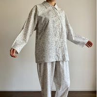Sanganer Print Cotton Sleepwear  Set