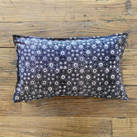 Hand Block Printed Cushion Cover 30*50 (Black Jewelry Box)
