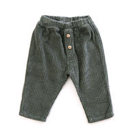 Play up (プレイアップ )  Corduroy Trousers  1AF11610  コーディロイパンツ モスグリーン