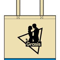 """【Grasis】""""ROMANCE"""" Tote Bag"""