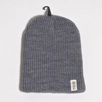 POLER TUBE CITY BEANIE / GRAY