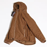 ECWCS LEVL7 HIGH LOFT JKT / COYOTE BROWN / size:XS/REGULAR