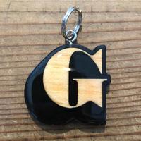 """GEE ORIGINAL KEYHOLDER  """"G"""" / BLACK"""